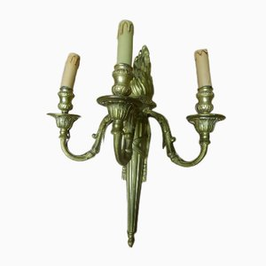 Large Antique Sconces, Set of 2