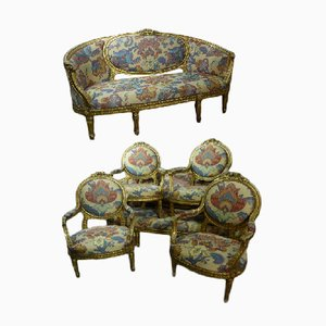 Napoleon III Era Louis XVI Style Sofa