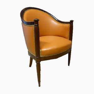 Chaise de Bureau Art Déco