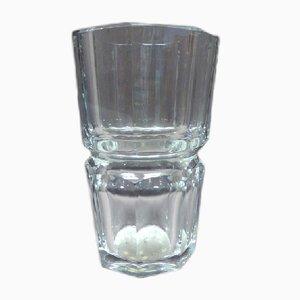 Große Modell Edith 1930 Baccarat Vase aus Kristallglas, 1930er