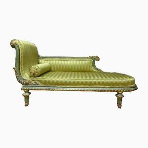 Chaise de Bureau Louis XVI Antique