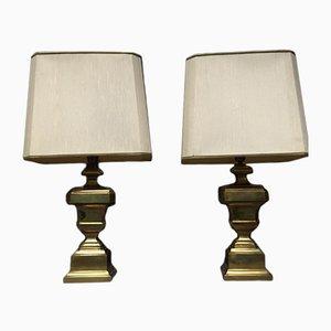Vintage Lampen, 1950er, 2er Set