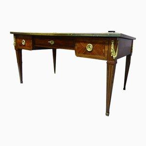 Antiker großer Schreibtisch