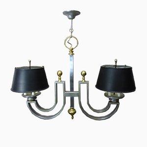 Lámpara de araña Mid-Century, años 50