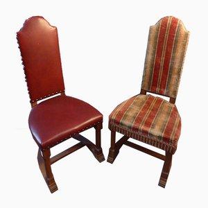 Vintage Esszimmerstühle, 10er Set