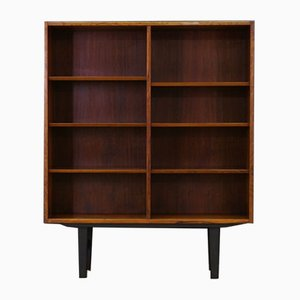 Danish Rosewood Wall Unit by Poul Hundevad for Hundevad & Co., 1960s