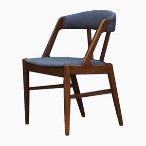 Mid-Century Danish Teak Side Chair, 1960s
