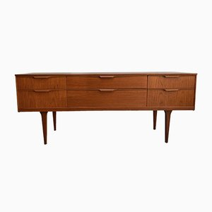 Teak Sideboard by Frank Guille for Austinsuite, 1960s