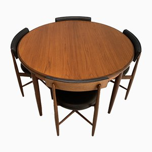 Teak Dining Set by Victor Wilkins for G-Plan, 1960s