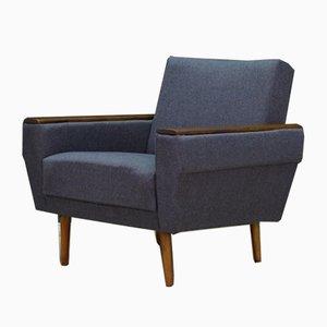 Dänischer Mid-Century Sessel mit Gestell aus Buche, 1960er