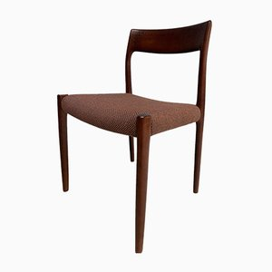 Rosewood Dining Chairs by Niels Otto Møller for J.L. Møllers, 1960s, Set of 4