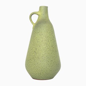 German Ceramic Vase by Siegfried Gramann for Potterhof Römhild, 1950s