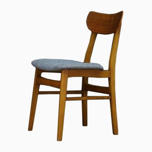Danish Teak Dining Chairs, 1960s, Set of 2