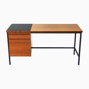Mid-Century Steel and Walnut Desk, 1960s