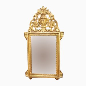 Antique Louis XVI Style French Mirror