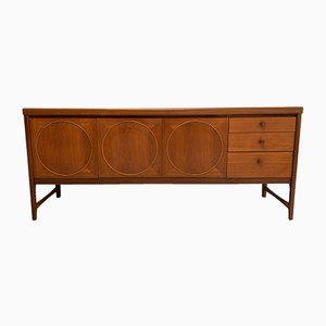 Circle Teak Sideboard from Nathan, 1960s