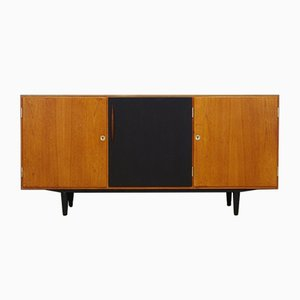 Mid-Century Danish Teak and Veneer Sideboard, 1960s