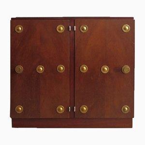 Art Deco Bedside Cabinet, 1940s