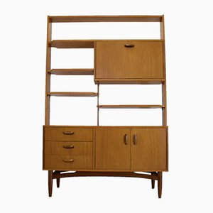 Teak Wall Unit from G-Plan, 1960s