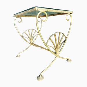 Table d'Appoint Mid-Century, France, 1950s