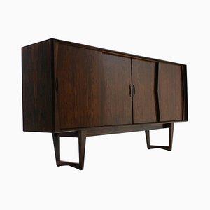 Skandinavisches modernes Sideboard aus Palisander, 1960er