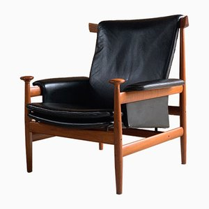 Model 152 Bwana Danish Armchair by Finn Juhl for France & Søn, 1962