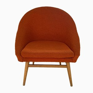 Mid-Century Cocktail Chair from Heczendorfer László