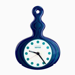 Deutsche Vintage Uhr aus Keramik von Kienzle, 1970er
