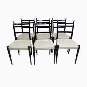 Librenza Dining Chairs from G-Plan, 1960s, Set of 6
