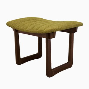 Mid-Century Teak Dressing Table Stool, 1960s