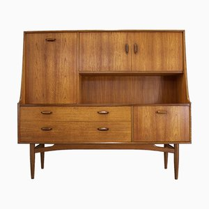 Teak and Veneer Sideboard from G-Plan, 1960s