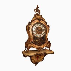 Italienische Mid-Century Uhr, 1950er