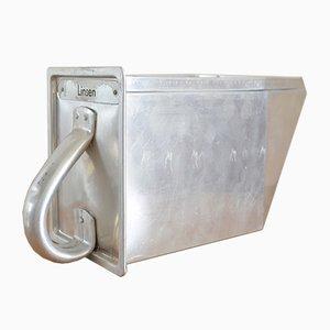 Bauhaus Aluminum Linsen Container by Margarete Schütte-Lihotzky for Haarer, 1926