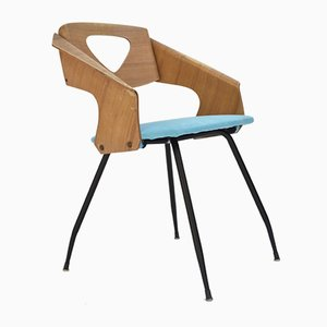 Side Chair by Carlo Ratti, 1950s