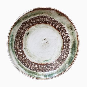 Decorative Platter by Albert Thiry, 1960s