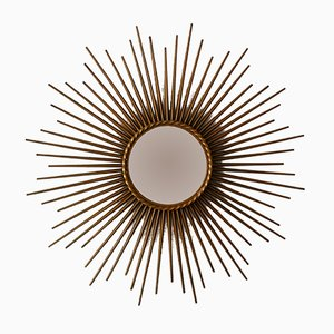 Mid-Century French Mirror from Chaty Vallauris, 1950s