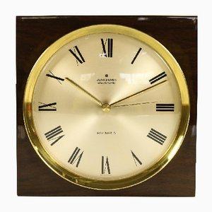 Reloj ATO Mat S de latón de Junghans, años 70