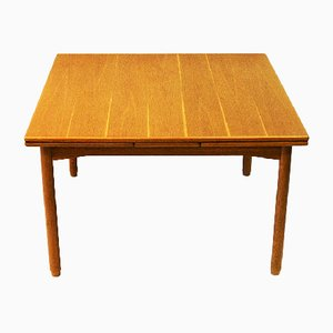Scandinavian Modern Teak Dining Table by P.S. Heggen, 1960s