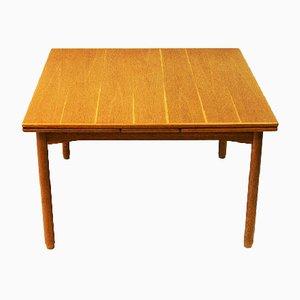 Tavolo da pranzo moderno in teak di P.S. Heggen, Scandinavia, anni '60