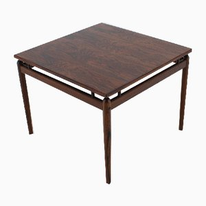 Danish Rosewood Side Table by Illum Wikkelsø, 1960s