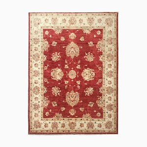 Handgefertigter Vintage Farah Teppich aus Wolle, 1974