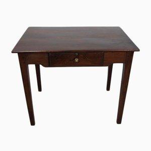 Tisch aus Nussholz, 1920er