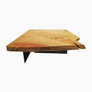 Table Basse en Marronnier par DDC pour Summum 1914