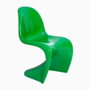 Polycarbonate Stacking Chair by Verner Panton for Herman Miller, 1970s