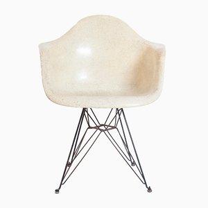Fiberglas Effeil Stuhl von Herman Miller, 1950er