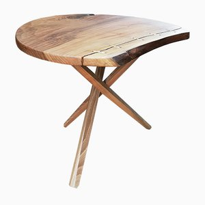 Spanish Walnut Side Table by DDC for Summum 1914