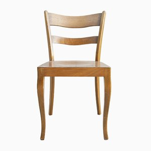 Bentwood Bistro Dining Chairs, 1960s, Set of 4