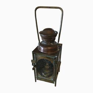 Vintage Railway Lamp, 1936