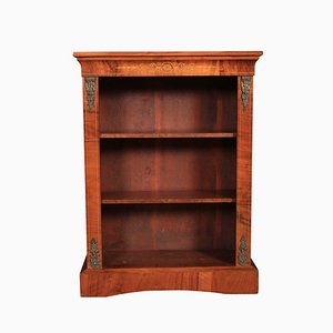 Antique Walnut Bookcase, 1880s