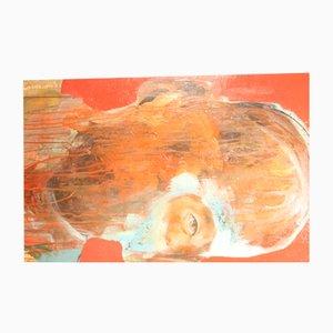Peinture Untitled par Yves Murangwa, 2017